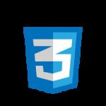 CSS website development