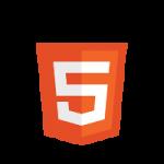 HTML website development