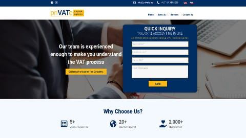 Our team is experienced enough to make you understand the VAT process